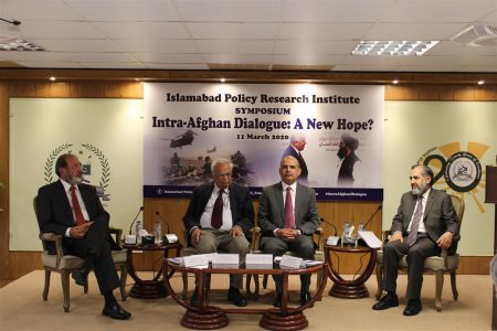 "Symposium on ""Intra-Afghan Dialogue: A New Hope?"""