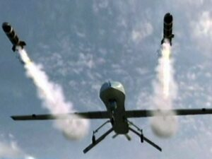 Drone Attack In Pakistan