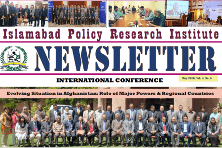 IPRI Newsletter May 2016