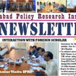 IPRI Newsletter June 2016
