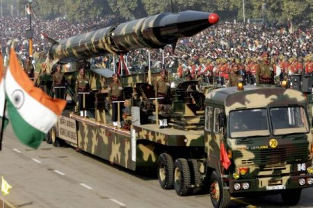 Indian Arms build-up and Regional Stability