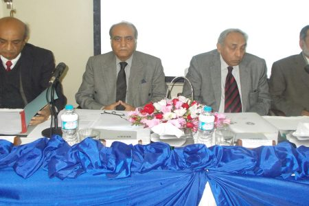 "Post Conference Report: ""Revisiting Kashmir Policy"""