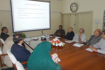 Management of Relations by China with India and Japan: Policy Lessons for Pakistan by Mr. Fazal-ur-Rahman