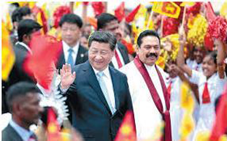 President Xi's Visit to South Asia