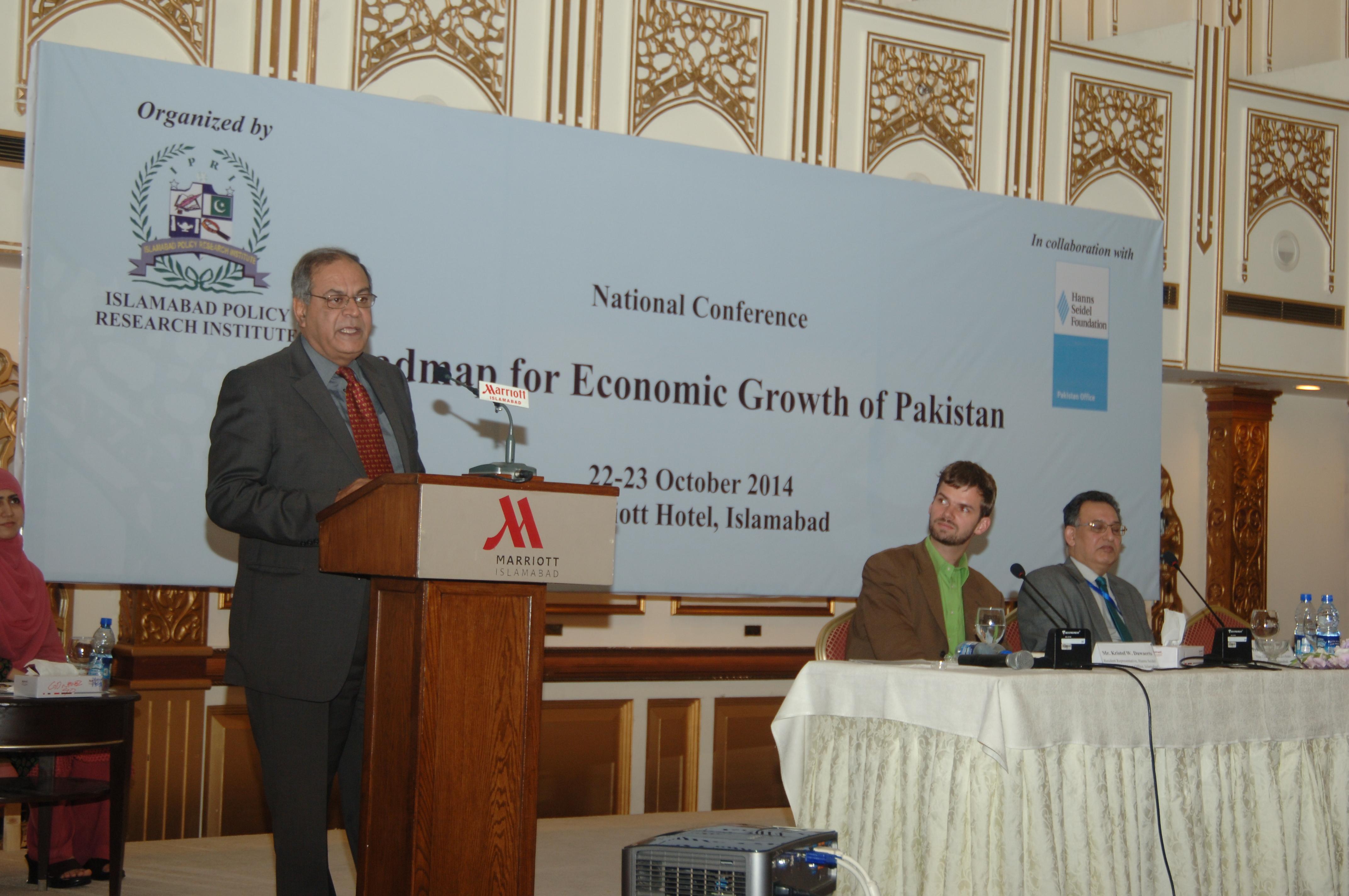 Roadmap for Economic Growth of Pakistan