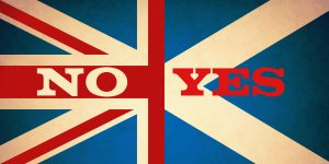 Scotland's Referendum No or Yes