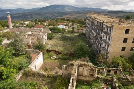 Nagorno-Karabakh and the role of Int'l Organizations