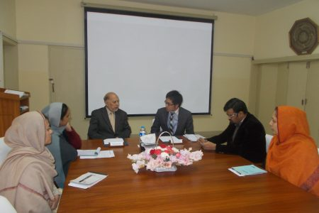 Post-Event Report : Visit of Mr Ogawa, Second Secretary of Japanese Embassy