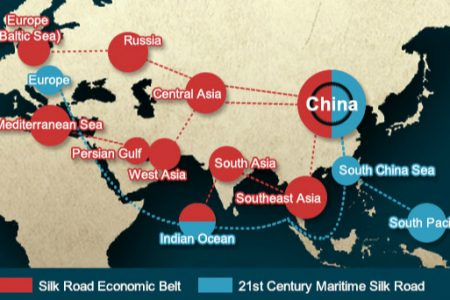 Why China's 'One Belt, One Road' initiative matters for Asia