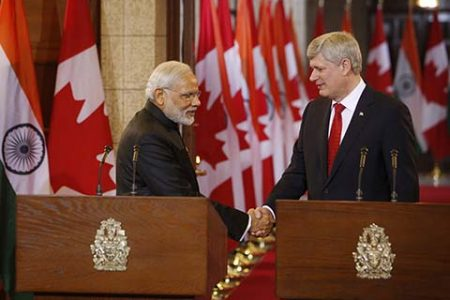 Indo-Canadian Uranium Deal: Another Dent to NPT