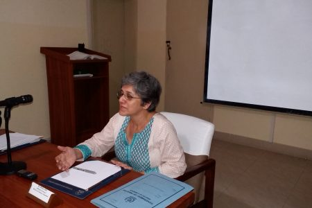 "Post-Event Report of Guest Lecture  ""Growing India-US Trade: Implications for Pakistan"""