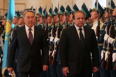 Pak-Kazakhstan relations: A welcome initiative