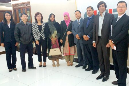 Post-Event Report of IPRI Delegation's Visit to China