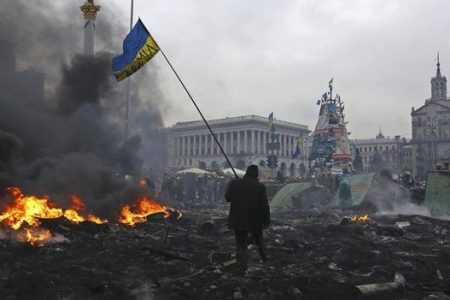 Ukrainian Crisis and the Resurgence of Russia