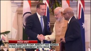 australia-india nuclear deal