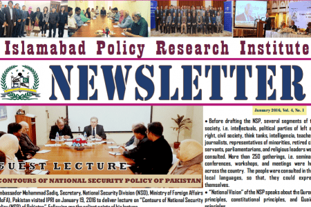 IPRI Newsletter January 2016