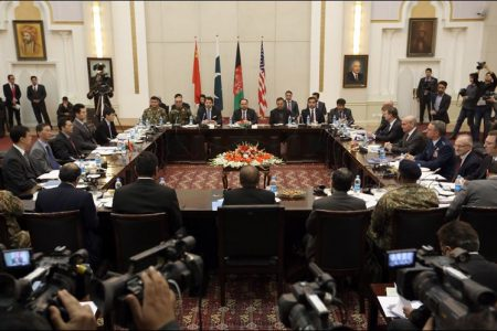 Afghanistan's fog of talks