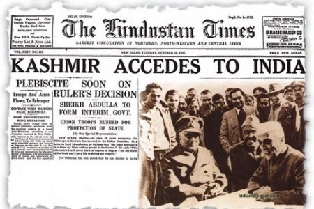 Kashmir conflict and British Culpability