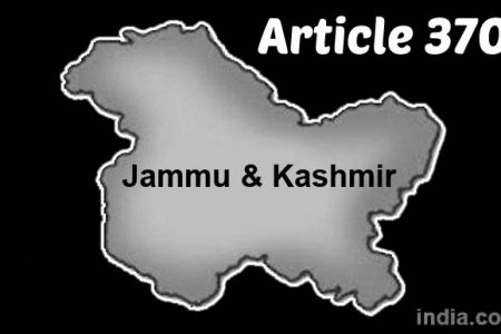 Article 370 and Ambitions of BJP Government