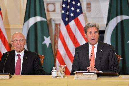 Pakistan-US Strategic Dialogue