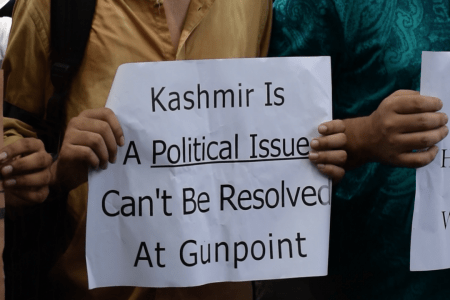 Kashmir: Plebiscite Option