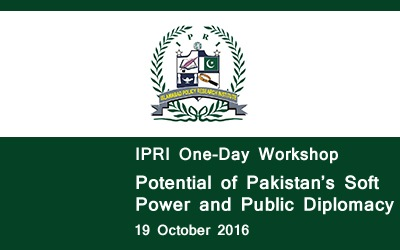 IPRI One-Day Workshop