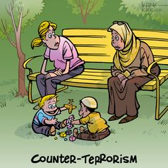 Wilderness of our counter terrorism effort