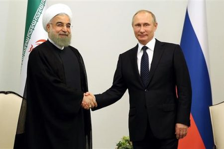 The Seesaw Saga of Russia-Iran Relations