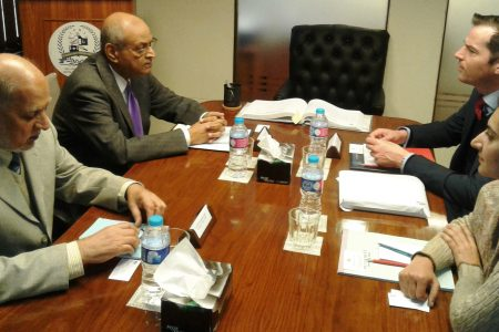 Delegation from British High Commission, Islamabad Visited IPRI