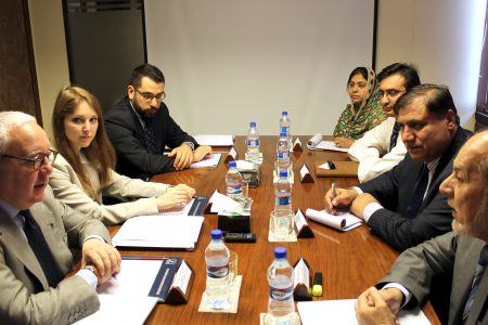 "Post-Event Report of ""Visit of an Italian Ce.S.I. Delegation to IPRI"""
