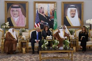 Trump's Maiden Visit to KSA