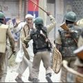 occupied Kashmir, Indian troops