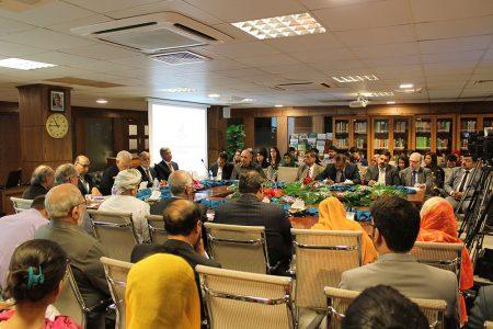 "One-day Conference on ""Insecurity in the Middle East: Implications for Pakistan"""
