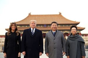 Lowdown on Trump's Asia Visit