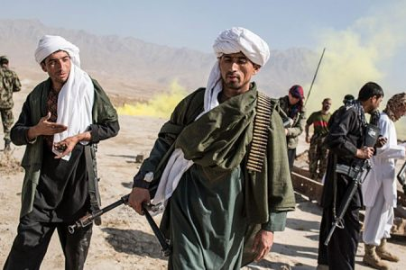 Kabul for talks with Taliban