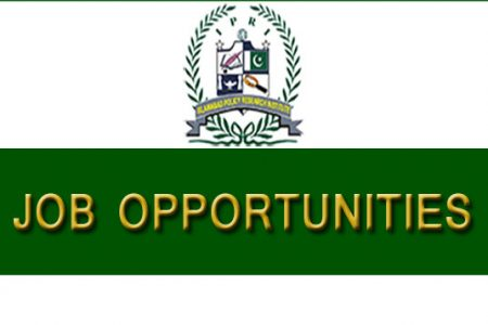 Job Opportunities at IPRI