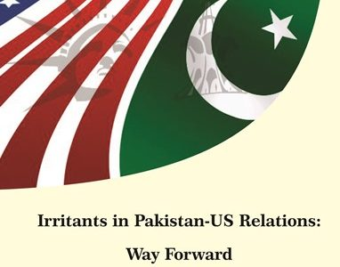 IRRITANTS IN PAKISTAN-US RELATIONS: WAY FORWARD