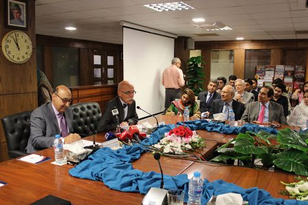 "Ambassador Lecture on ""EU-Pakistan Relations: Challenges and Opportunities"""