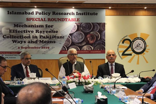 Special Roundtable on Revenue Collection in Pakistan