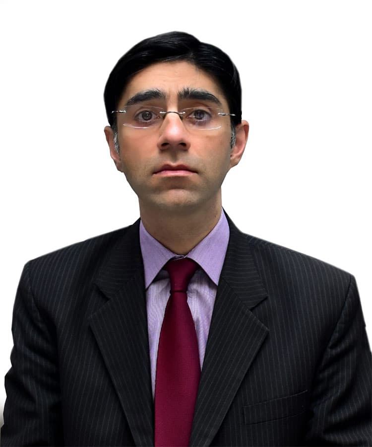 Dr Moeed