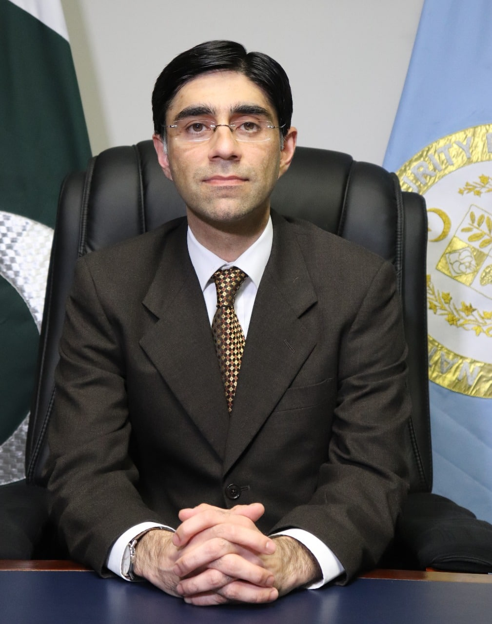 Dr Moeed Yusuf